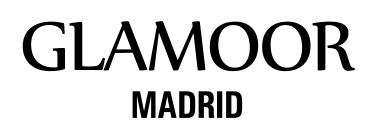 Glamoor Madrid logo