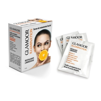 GLAMOOR ILLUMINATION, Revitalizante y luminosidad, vitamina C